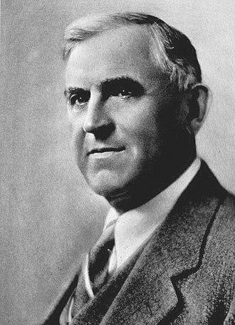 Cap R. Carden - Frontispiece of 1936's Cap Robert Carden, Late a Representative