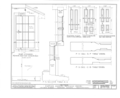 Captain Samuel Bowman House, 220 North Main Street, Wilkes-Barre, Luzerne County, PA HABS PA,40-WILB,3- (sheet 12 of 15).png