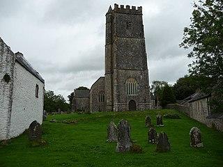 St Marys Church, Carew Church in Wales