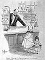 Caricature- Punch; Chemist and child. Wellcome L0028097.jpg