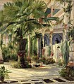 Carl Blechen - In the Palm House in Potsdam - WGA2249.jpg
