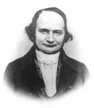 Carl Gustav Jacob Jacobi - Image: Carl Jacobi