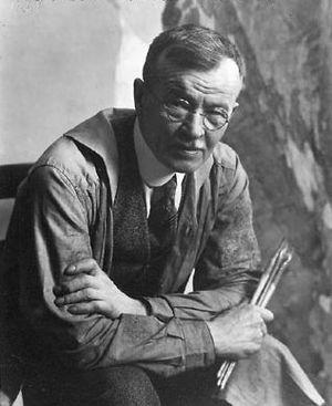 Carl Rungius - Carl Rungius ca. 1920-1925