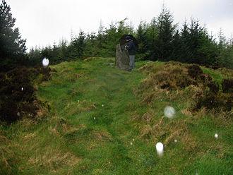 Carn Clonhugh - Cairn A or Carn Caille