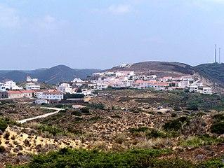 Bordeira Civil parish in Algarve, Portugal