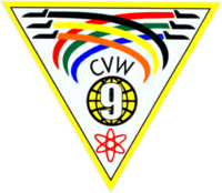 Carrier Air Wing 9 (US Navy) patch 2015.png