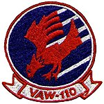 Carrier Airborne Early Warning Squadron 110 (US Navy) - insignia.jpg
