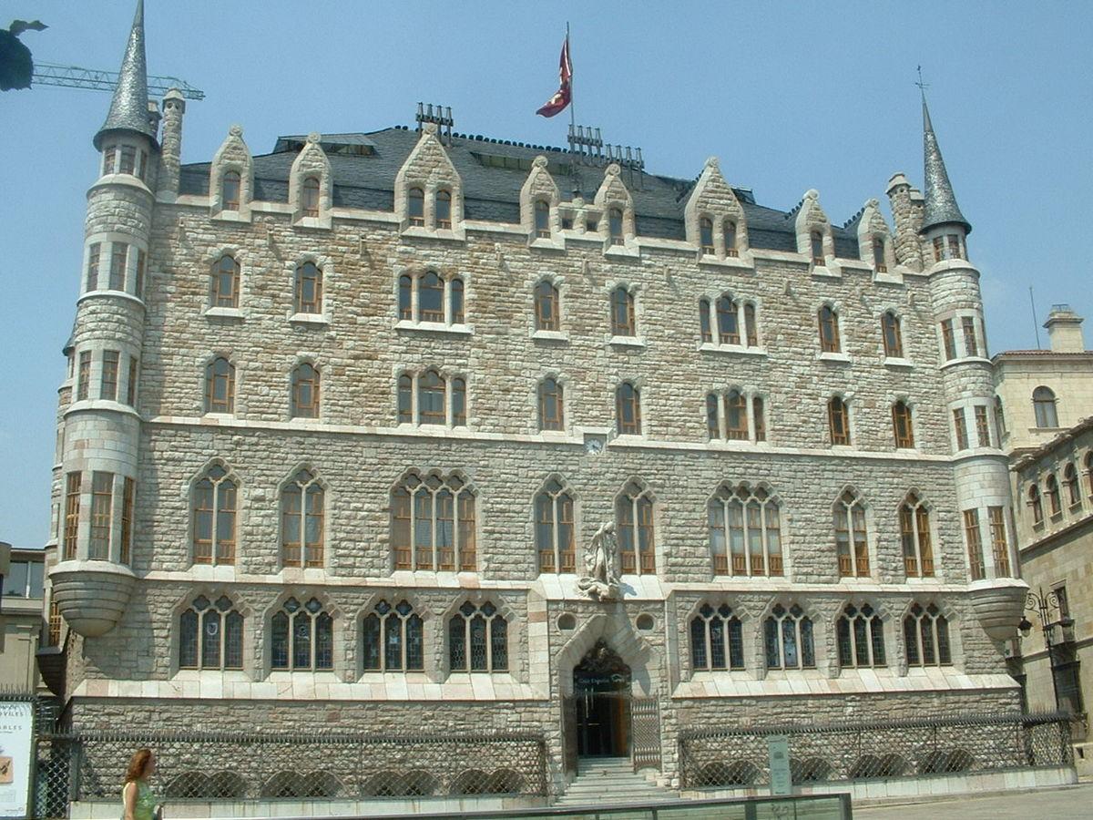 Casa Botines - Wikimedia Commons