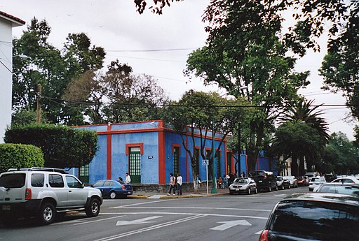 Casa Azul best Mexico City museums