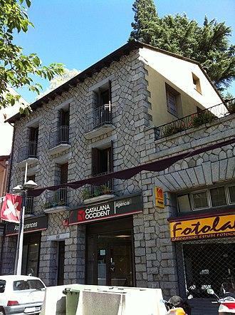 Casa Bonet (Andorra) - Casa Bonet