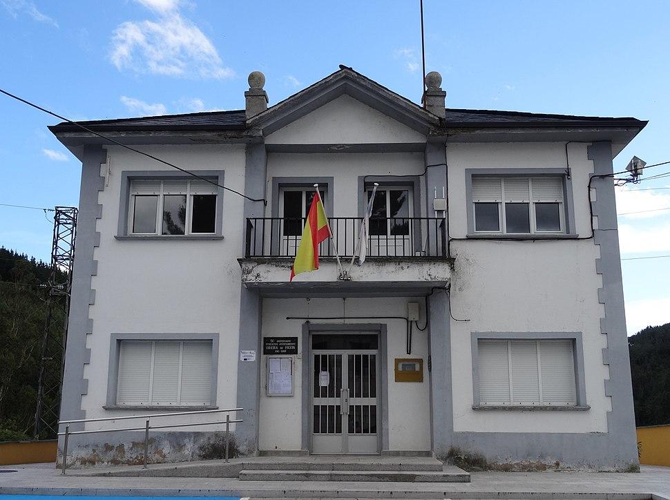 Casa concello Ribeira de Piquin, Lugo 12