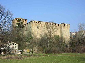 Varano de' Melegari - Castle Pallavicino.