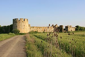 Kavajë - Bashtovë Fortress