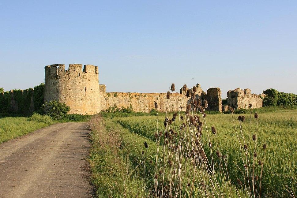 Castle of Bashtovë