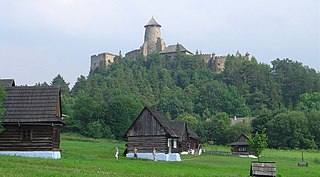 Stará Ľubovňa City in Slovakia