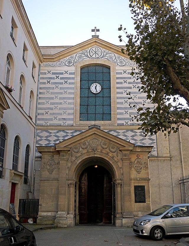 Cathédrale Sainte-Croix-Saint-Jean-des-Arméniens