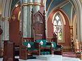 Cathedral of St. John the Baptist interior - Savannah, Georgia 02.JPG