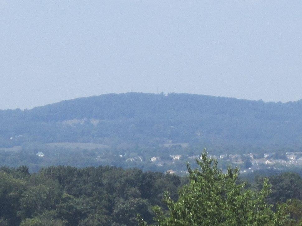 Catoctin Mountain view near Frederick, MD IMG 4656