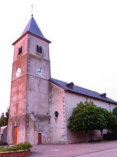 Ceintrey Commune in Grand Est, France