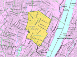 Census Bureau map of Englewood, New Jersey Interactive map of Englewood, New Jersey