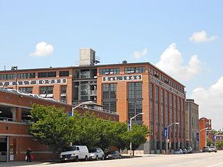 South Central Avenue Historic District