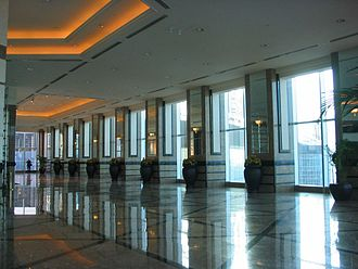 Central Plaza (Hong Kong) - The Sky Lobby