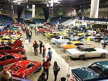 Auto Show Wikipedia - Custom car show