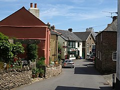 Centre of Strete - geograph.org.uk - 1359456.jpg
