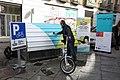 Centro estrena el primer 'bicihangar', la solución para aparcar las bicicletas en la calle de forma segura 03.jpg