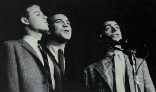 The Chad Mitchell Trio North American vocal group