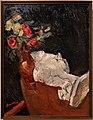 Chaim soutine, bouquet de rose à la statue de platre, 1918, 01.jpg