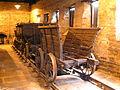 Chaldron wagons, Soho Shed (1826) New Shildon 29.06.2009 P6290067 (10192914463).jpg