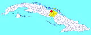 Chambas Municipality in Ciego de Ávila, Cuba