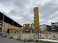 Chantier Ligne 15 Métro Plaine Stade France St Denis Seine St Denis 5.jpg