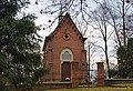 Chapel of St Joseph (1889, by arch. Sebastian Jaworzyński), Salwator Cemetery, Waszyngtona Av, Krakow, Poland.jpg