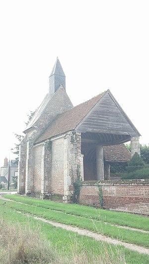 Boiscommun - The chapel in Boiscommun