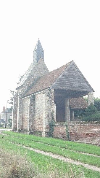 Chapelle Saint-Lazare de Boiscommun