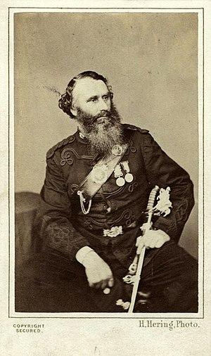 Charles Lindsay - Charles Lindsay by H. Hering