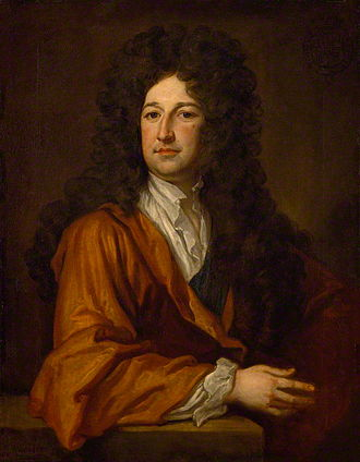 Charles Seymour, 6th Duke of Somerset - Charles Seymour, 6th Duke of Somerset, portrait c.1703 by Godfrey Kneller, National Portrait Gallery, London
