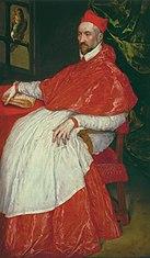 Portrait of Charles de Guise, cardinal of Lorraine, archbishop of Reims