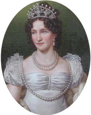 Princess Charlotte Auguste of Bavaria, 1792-18...