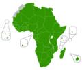 Charte africaine des droits de l'homme et des peuples-Carte.png