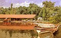 Chase William Merritt Boat House, Prospect Park 1887.jpg