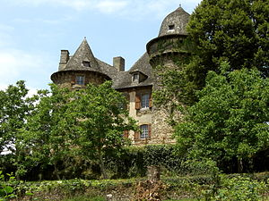 Chateau de Selves, Aveyron, France ,Anne pareuil.JPG
