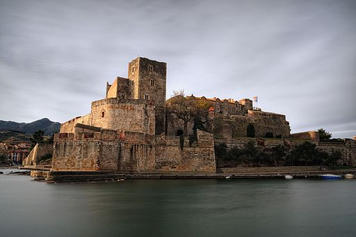 Chateau royal de Collioure 02