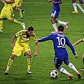 Chelsea 6 Maribor 0 Champions League (15599549805).jpg