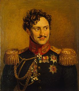 Russian general, diplomat and statesman