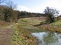 Chesterfield Canal - Looking towards Hawks Wood - geograph.org.uk - 747794.jpg