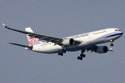 Airbus A330-300 der China Airlines