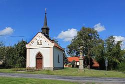 Chotěnov, chapel.jpg